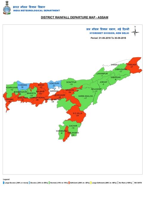 Assam 2018 Cumulative