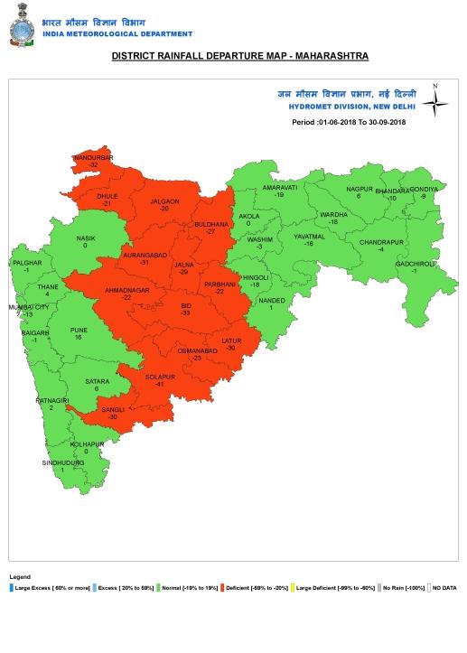 Maharashtra Cumulative 2018
