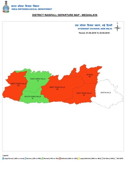 Meghalaya Cumulative 2018