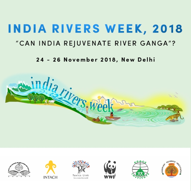 DRP News Bulletin 19 November 2018: India Rivers Week to focus on
