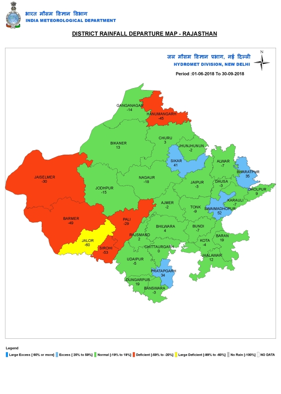Rajasthan Cumulative
