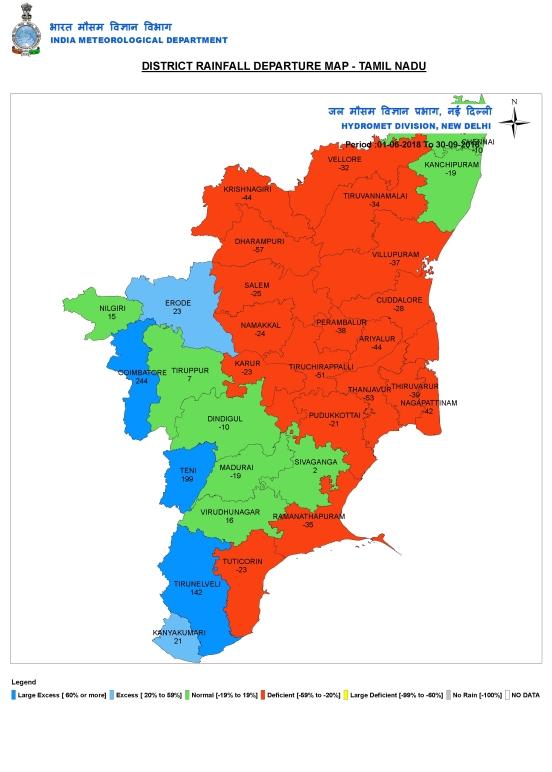 Tamil Nadu Cumulative