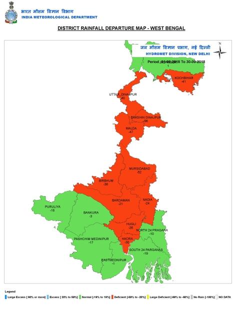 West Bengal Cumulative