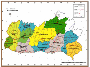 Meghalaya_Administrative