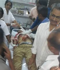 Ajit Nayak in Hospital