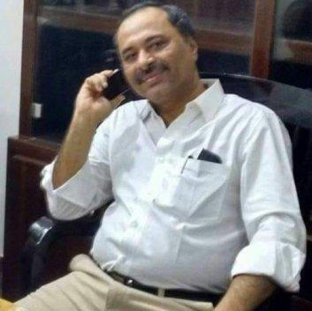 Activist Lawyer Ajit Nayak