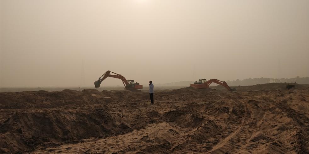 Sand Mining 2018: Telangana and Andhra Pradesh – SANDRP