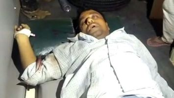 Body of Saheb Patel resident of Manvi taluk in Raichur.