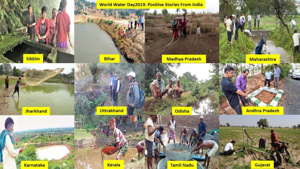 World Water Day 2019: Positive Stories from India – SANDRP