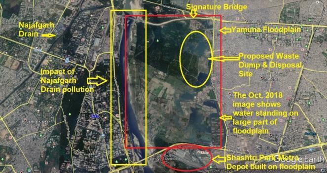 29 Delhi Waste Dump GE Image