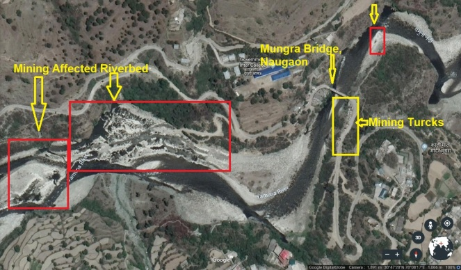 3 A Naugaon Mining GE Image