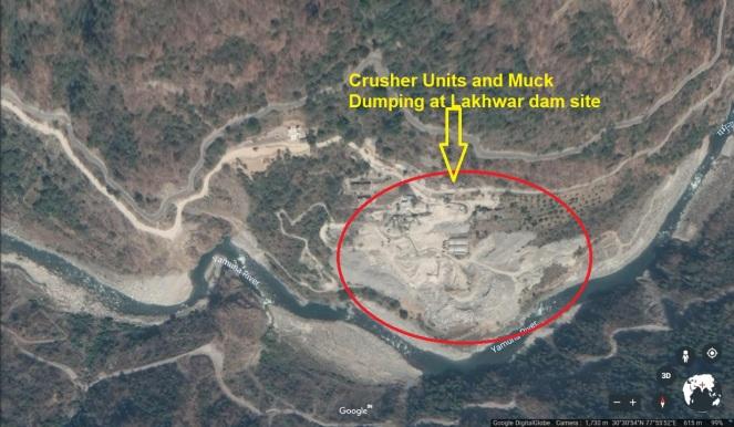 4 A Crusher Units Lakhwar Dam GE Image