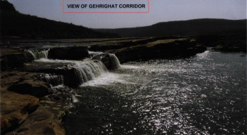 Gehrighat along Ken River where River crossing corridor exists now - Source CEC Report Aug 2019 Aug 2019