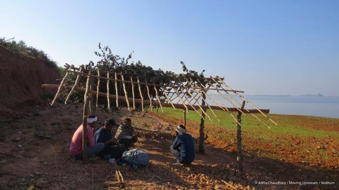Betwa Yatra: Photo credit: Astha Choudhary