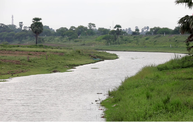 Champa River Photo credit Live History
