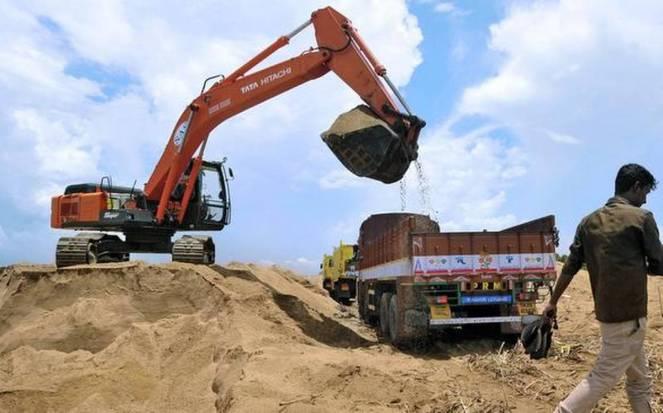 Tamil Nadu Riverbed Mining